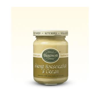 Tracklements Horseradish and Cream (140g)