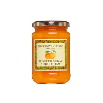 Thursday Cottage Reduced Sugar Apricot Jam (315g)