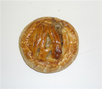 Fordhall Farm Pork & Pickle Pie (Small)