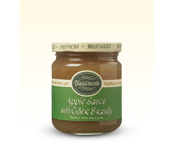 Tracklements Apple Sauce with Cider Brandy (210g)
