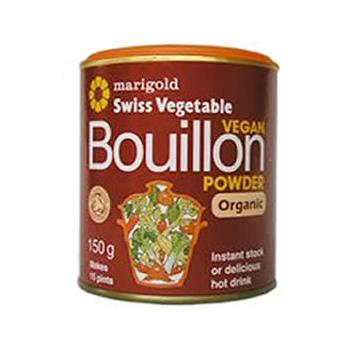 Marigold Bouillon Vegetable Stock. (150g)
