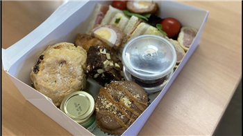 Afternoon Tea Box For One Person