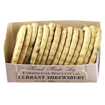 Farmhouse Currant Shrewsbury (200g)
