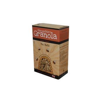 Shropshire Granola - The Nuts (500g)