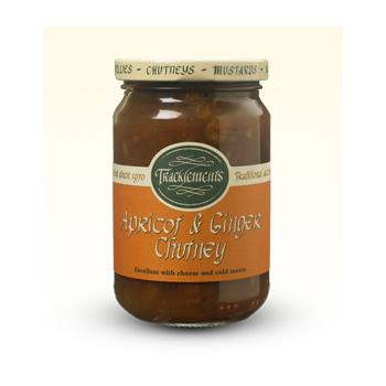 Tracklements Apricot & Ginger Chutney (320g)