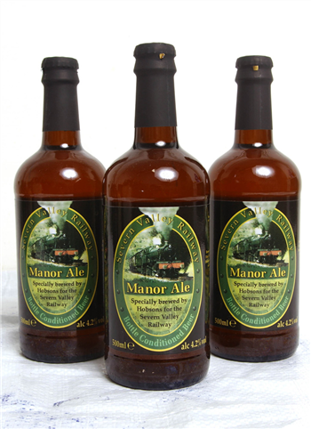Hobson's Manor Ale (500mL)