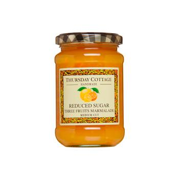 Thursday Cottage Reduced Sugar Three Fruit Marmalade (315g)