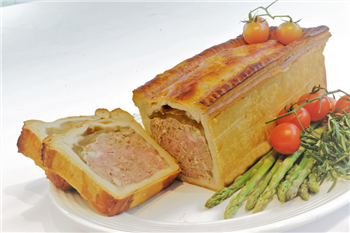 3lb Pork Pie - Oblong (1.36kg)