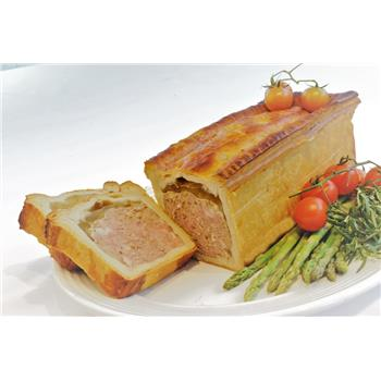 4lb Oblong Pork Pie (1.81kg)