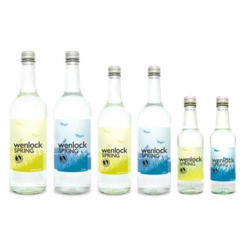 Wenlock Water 1L Sparkling (Glass)